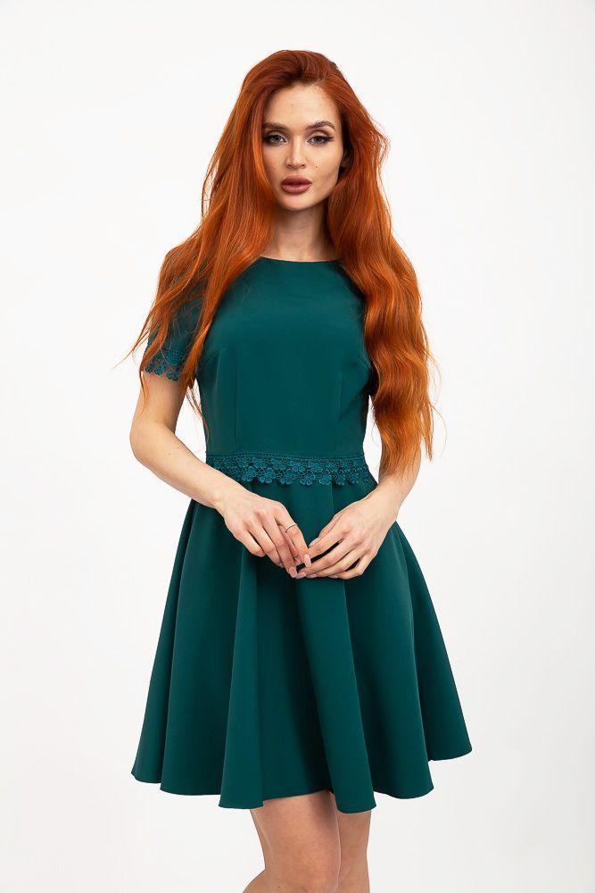 Платье 131R2466 цвет Зеленый
