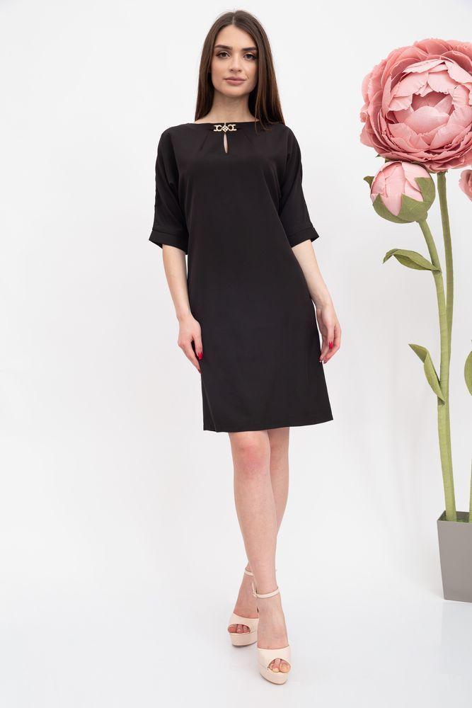 Платье женское 131R1990 цвет Черный