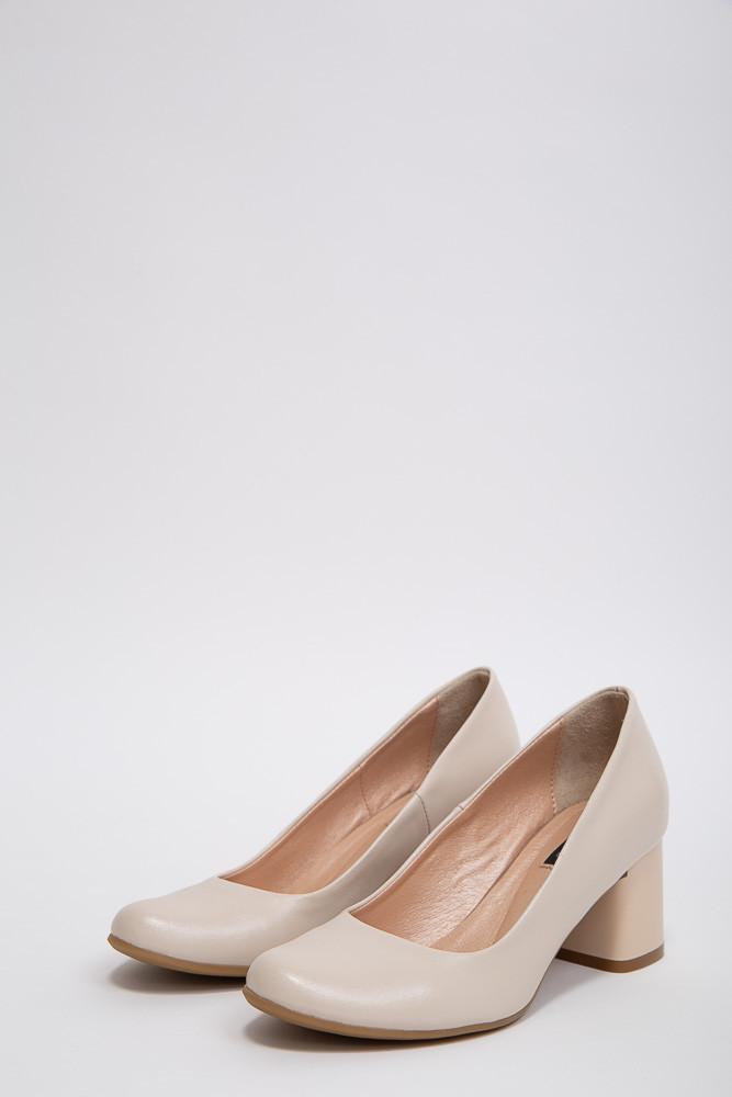 Туфли женские 148R001 цвет Бежевый