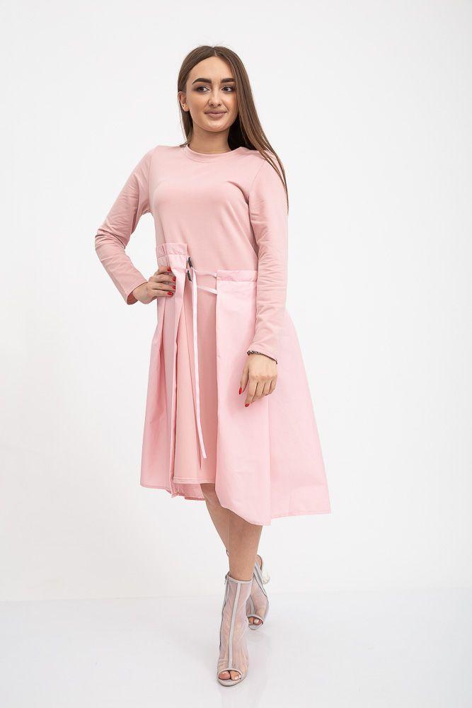 Платье женское 133R9010 цвет Розовый