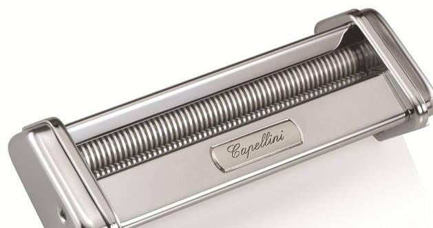 Насадка для тестораскаточной машинки Marcato Accessorio Capellini 1 mm, фото 2
