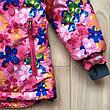 Детский зимний комплект для девочки термо Kalborn K887A |  на возраст от 3 до 7 лет, фото 3