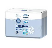 Пелюшки гігієнічні Білосніжка Компактні 60х60 см