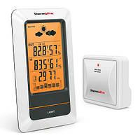 Метеостанція ThermoPro TP67A (вимірювання вологості, температури, атмосферного тиску і прогноз погоди)