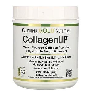 Морской коллаген пептид California Gold Nutrition CollagenUP (464 грамм.)