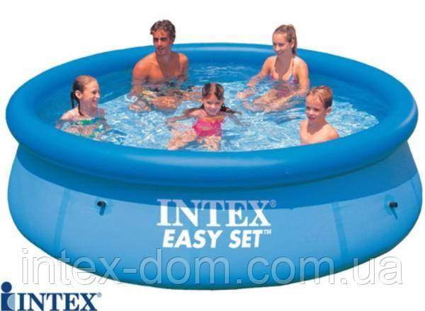 Надувной бассейн Intex Easy Set Pool - 56920 (305x76см)