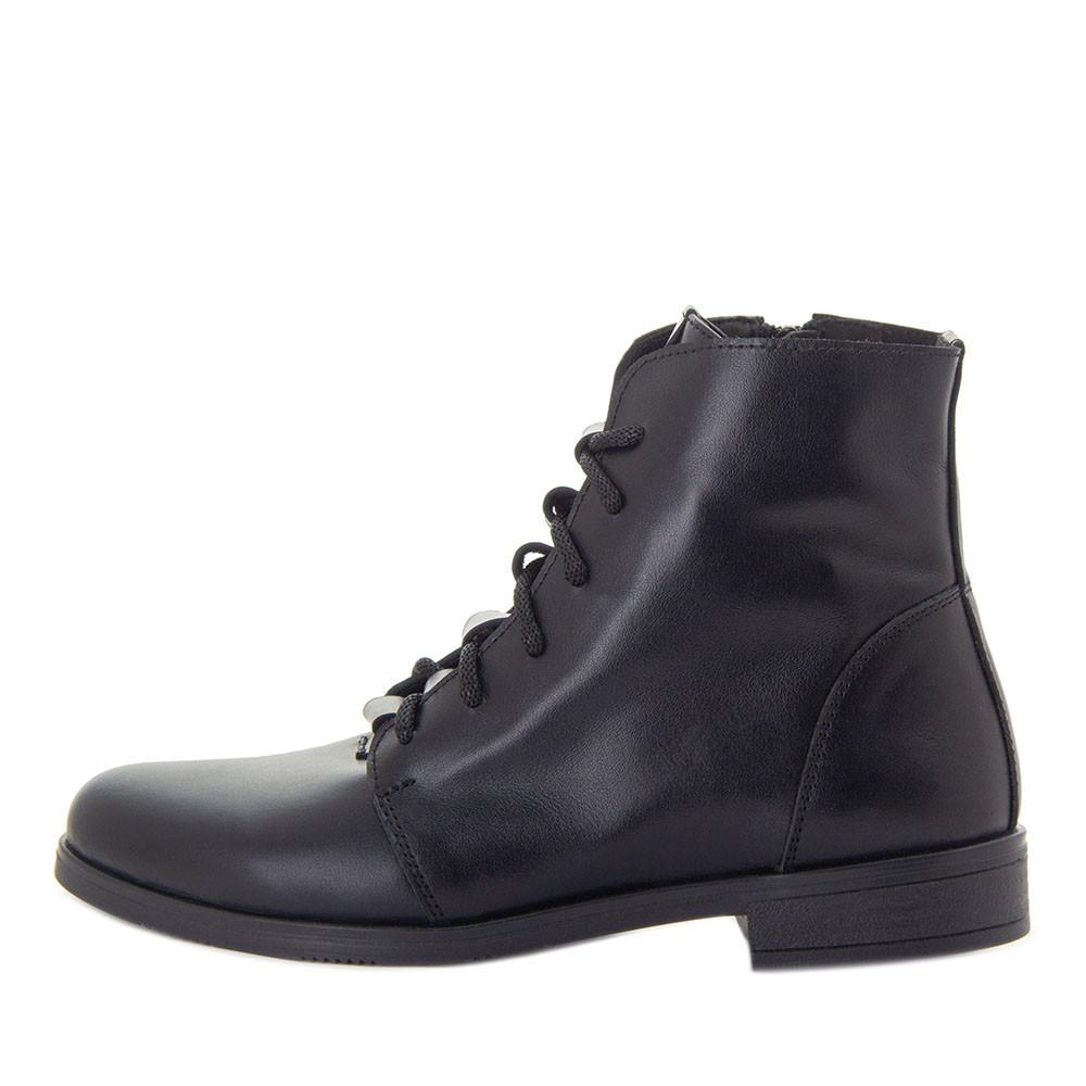 Ботинки женские U.Spirit MS 21727 черный (36)