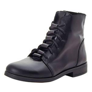 Ботинки женские U.Spirit MS 21727 черный (36), фото 2