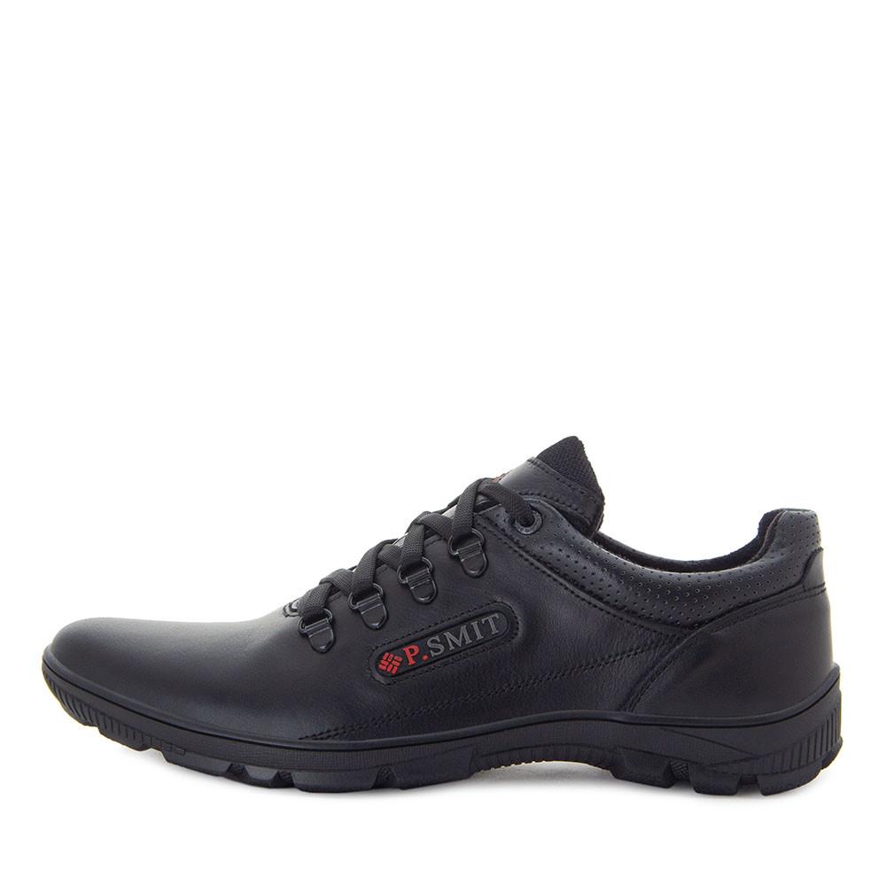 Туфли мужские Philip Smith MS 21671 черный (40)