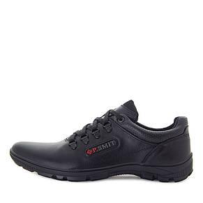 Туфли мужские Philip Smith MS 21671 черный (40), фото 2
