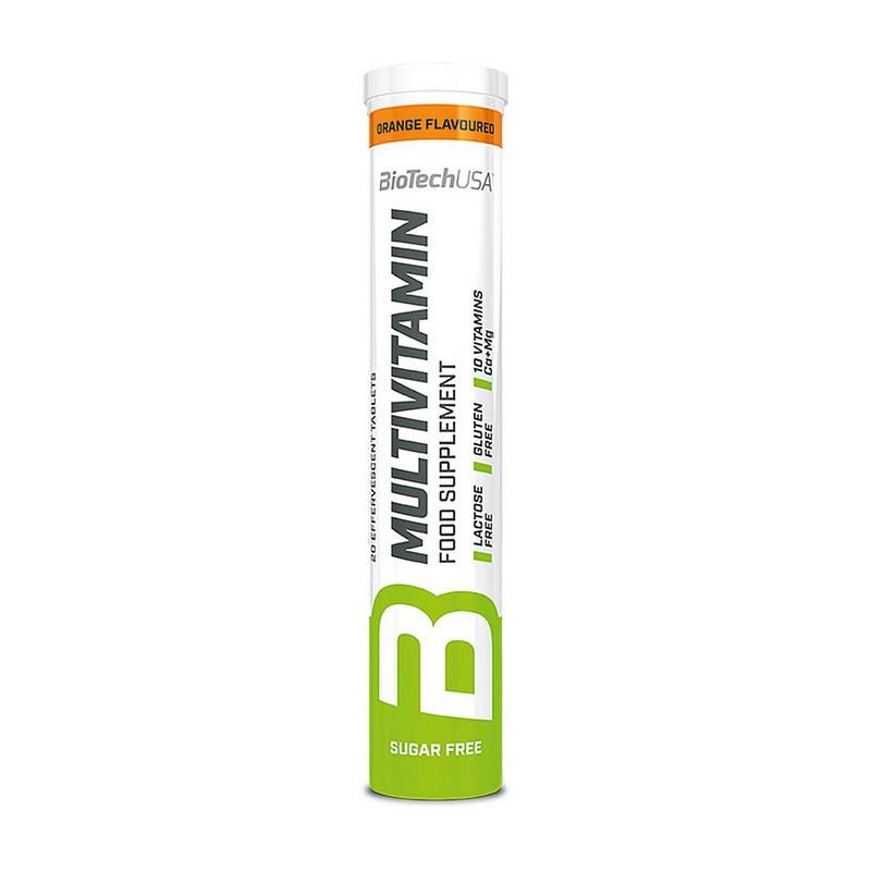 Мультивитамины BioTech Multivitamin (20 tab) orange