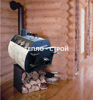 Дровяная печь-булерьян  Эконом 3в1
