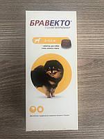 Бравекто 2-4,5кг Жевательная таблетка для защиты собак от клещей и блох