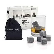 Камни для виски гранит Whisky Stones с чехлом