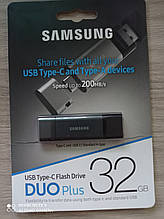 Usb flash drive Type-C and type-a 32 GB Samsung