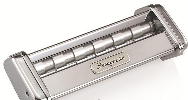 Насадка ЛАПША для тестораскаточной машинки Marcato Accessorio Lasagnette  10 mm