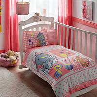 Постельное белье для новорожденных ТАС TOM&JERRY girl