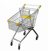 Выкуп (скупка) тележек покупательских, складских, торговых, роклы и другое оборудование на колесах
