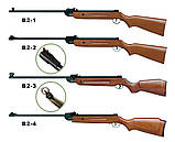 Гвинтівка пневматична B2-1(уцінка), фото 2