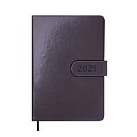 Ежедневник датированный 2021 SOLAR, L2U, A5, BUROMAX BM.2125, фото 1