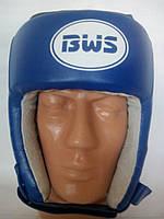 Шлем таэквон-до (ИТФ, ГТФ)  BWS (синий, красный рр S-L)