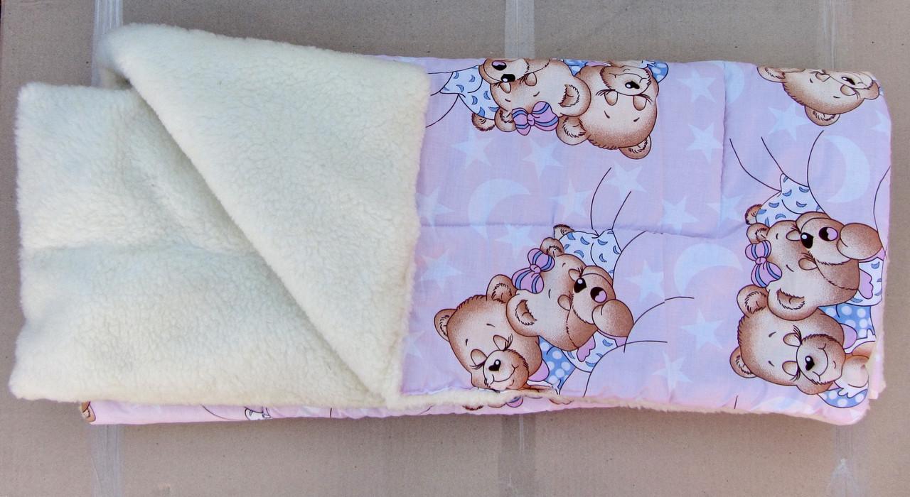 Одеяло на овчине