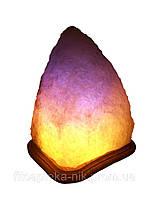Соляной светильник Скала 6-8 кг.