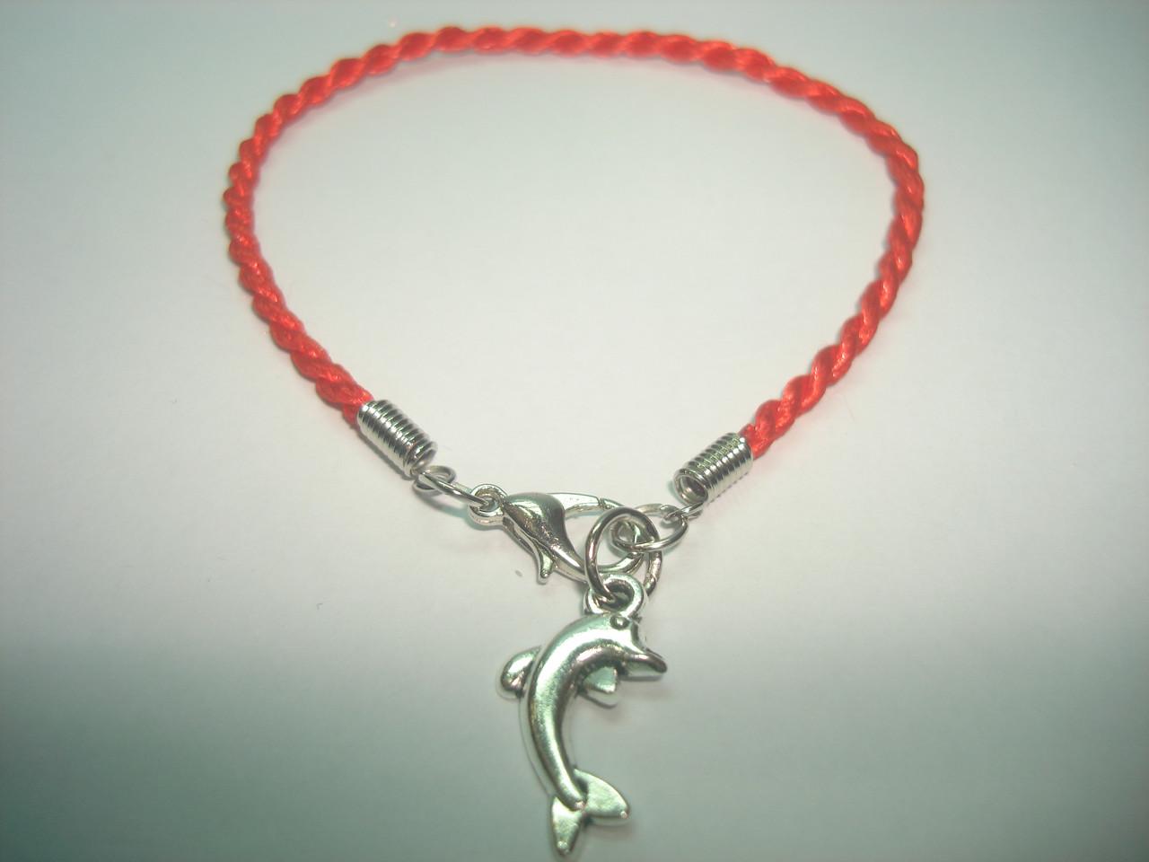 Красная нить Каббала «Рыба»