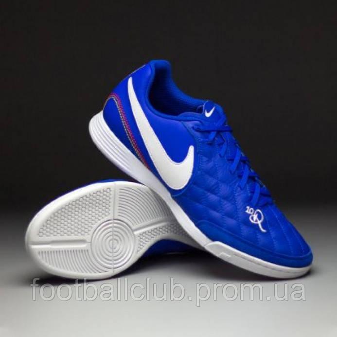 Nike Tiempo Legend VII Academy Ronaldinho10 IC* AQ2217-410 10,5UK-45,5EUR-29,5СМ