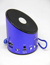 Портативна колонка від USB, FM WSTER WS-A9, фото 2
