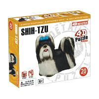 Пазл 4D Master Собака Ши-тцу (26536)