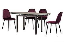 Обеденный стол Т-600-2 серый