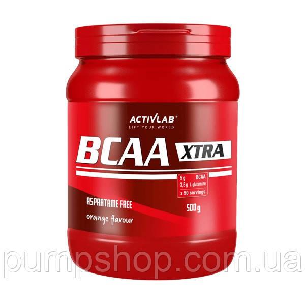 Амінокислоти Activlab Bcaa Xtra 500 г