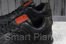 Кроссовки мужские 17631, New Balance  574, черные, < 44 45 46 > р. 42-27,0см., фото 2