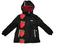 Куртка «JULY» черная, фото 1