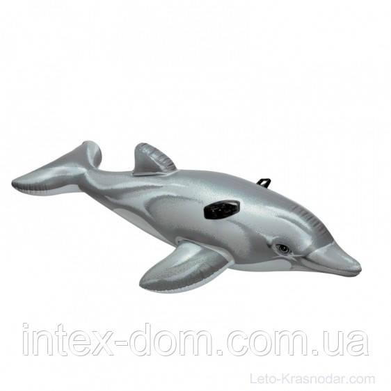 """Надувная игрушка """"Дельфин"""" Intex 58539, фото 1"""