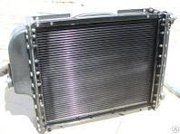 Радиатор водяного охлаждения МТЗ-80,МТЗ-82 алюминевый 4-х рядный 70п-130.1010 (литва)