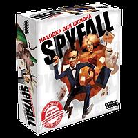 Настольная игра Hobby World Находка для шпиона (Spyfall)