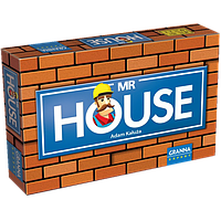 Настольная игра GRANNA Мистер Дом (Mr. HOUSE)