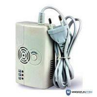 Беспроводный датчик - сигнализатор газа (природный газ, пропан-бутан, угарный газ), 433.92 МГц. Питание 220 В.