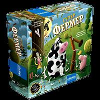 Настольная игра GRANNA Супер фермер в стиле Ранчо (Super Farmer)