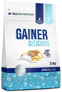 Гейнер Allnutrition Gainer Delicious 3000 г