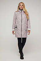 Молодежная женская куртка легкая размеры 48-58