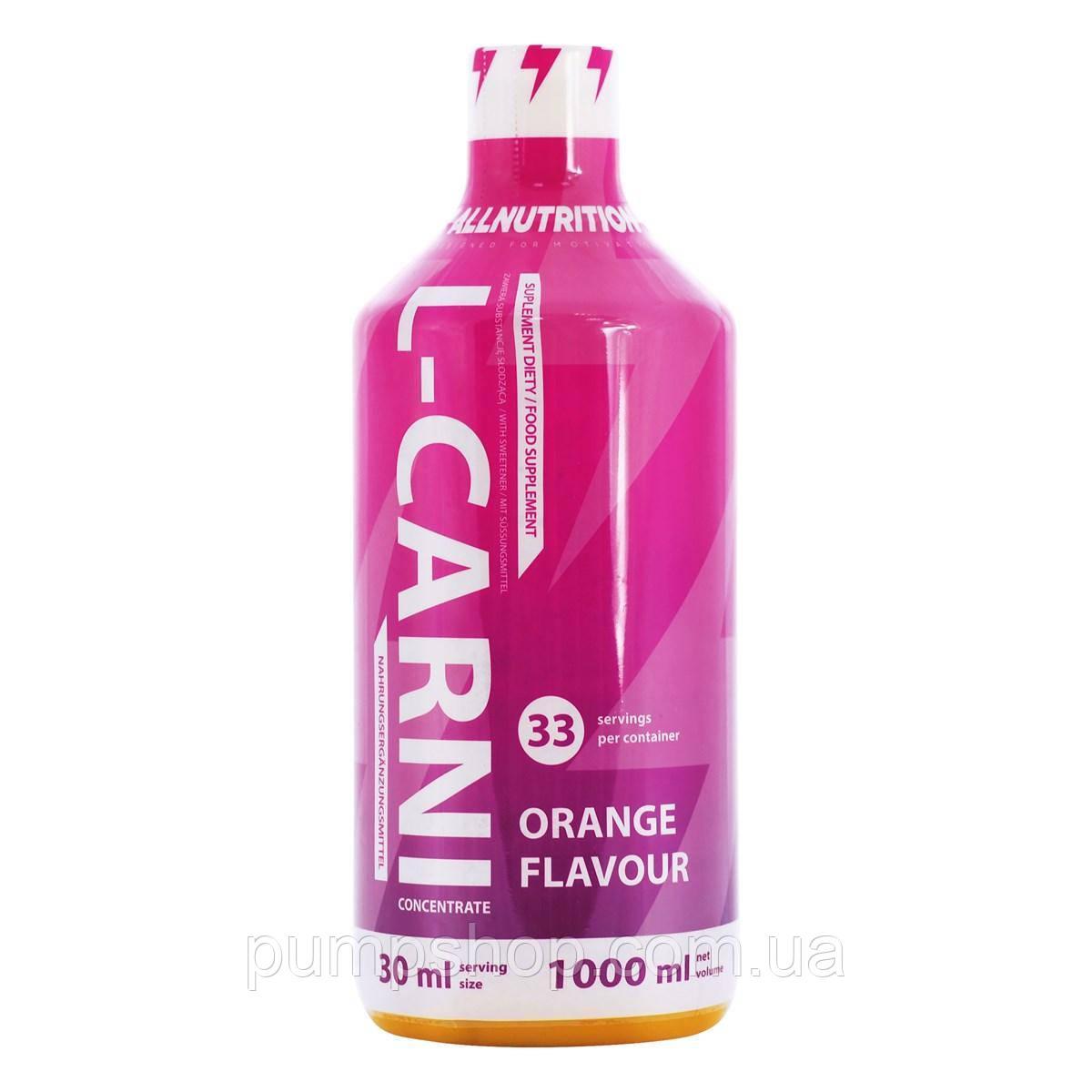 Л-карнитин Allnutrition L-Carni Concentrate 1000 мл
