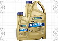 Масло моторное синтетическое RAVENOL (равенол) WIV III SAE 5W-30 4л.