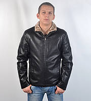Тепла  чоловіча  зимова   куртка на  хутрі MAX&HT