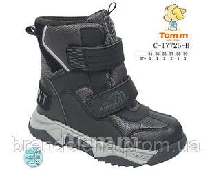 Детские зимние ботинки для мальчикаTOM.M р(35-38)