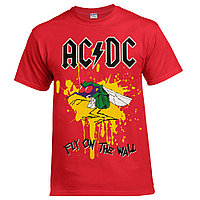 Футболка AC/DC - Fly On The Wall
