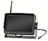 Система паркування для вантажівки SAMFIWI C1073 (Бездротовий Монітор 7 дюймів + 1 бездротова камера 12-24V)CPA, фото 3