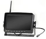 Система парковки для грузовика SAMFIWI C1073 (Беспроводной Монитор 7 дюймов + 1 беспроводная камера 12-24V), фото 3